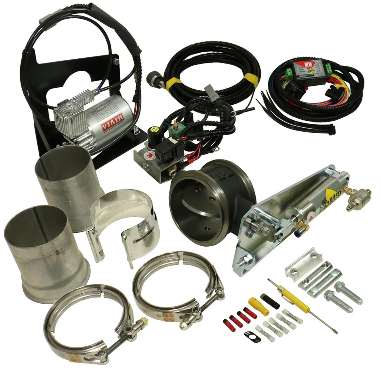 BD Diesel Performance 1027338 Brake-2003-2005 Dodge Air/Remote 4in