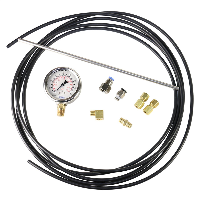BD Diesel Performance 1030050 Back Pressure Gauge Kit