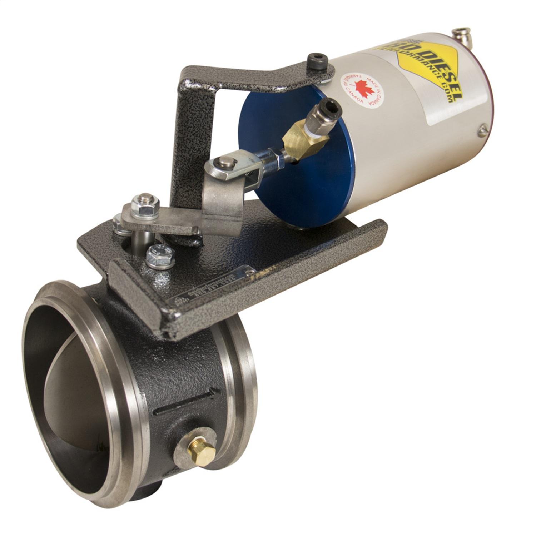 BD Diesel 1037136 Exhaust Brake Fits 98-02 Ram 2500 Ram 3500