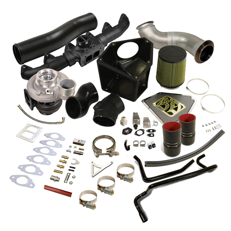 BD Diesel 1045733 Rumble B Turbo Kit Fits Ram 2500 Ram 3500 Ram 4500 Ram 5500