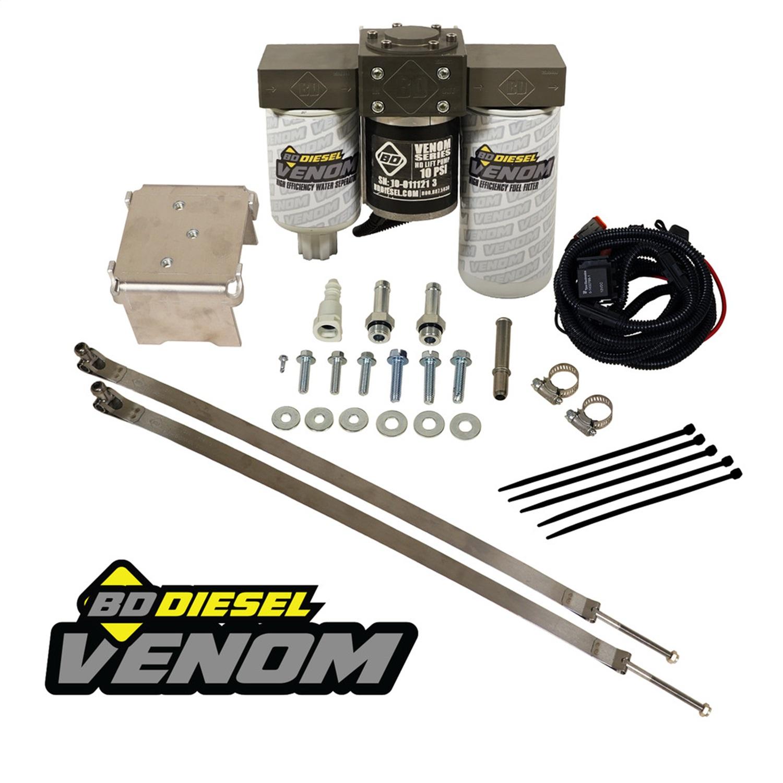 BD Diesel 1050323 Venom Fuel Lift Pump Kit
