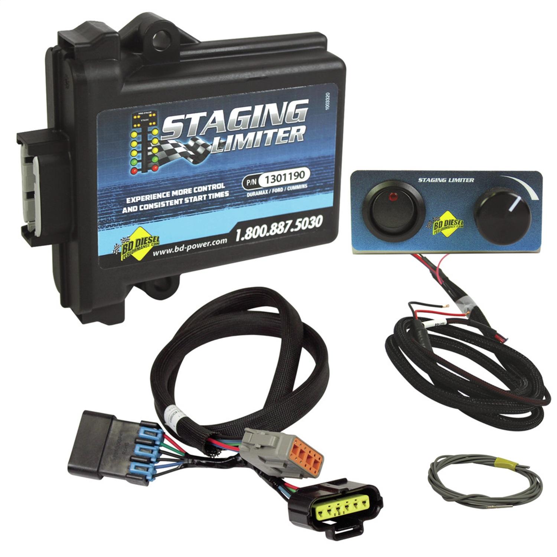 BD Diesel 1057721 Staging Limiter Fits 05-06 Ram 2500 Ram 3500