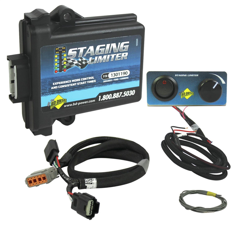 BD Diesel 1057722 Staging Limiter