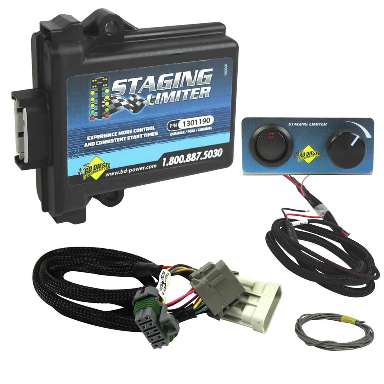 BD Diesel 1057725 Staging Limiter