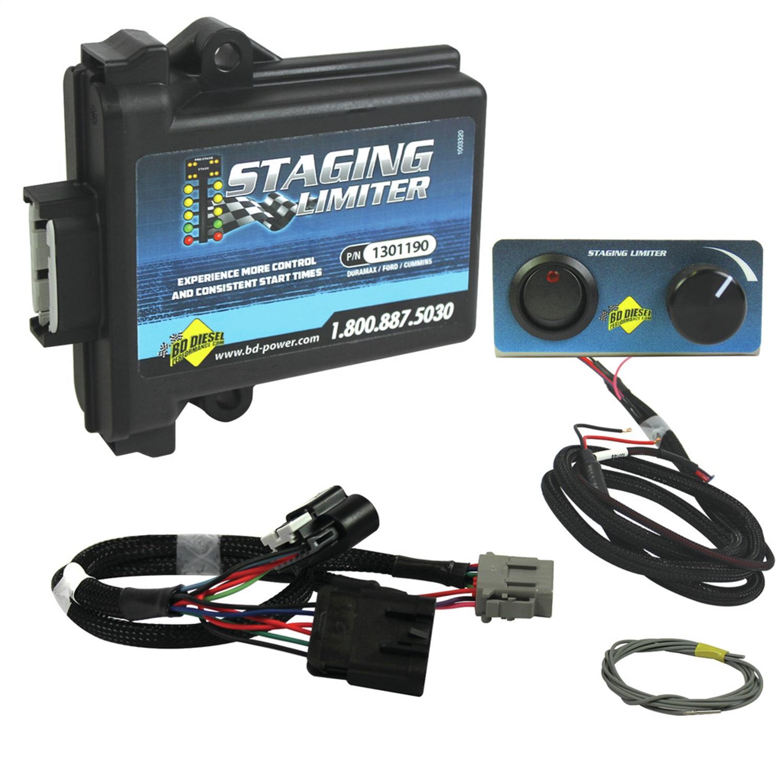BD Diesel 1057727 Staging Limiter