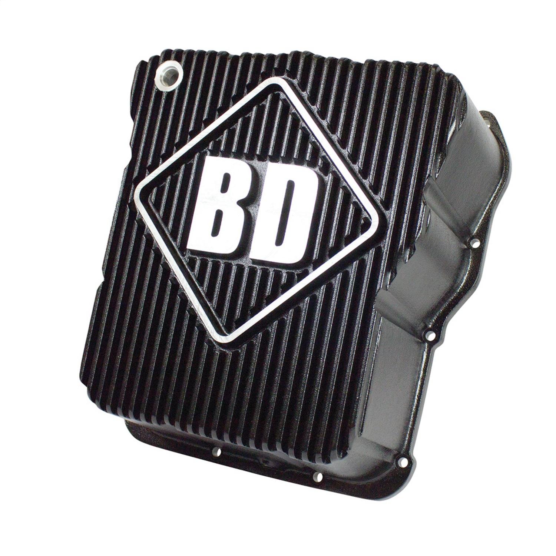BD Diesel 1061650 Deep Sump Transmission Pan