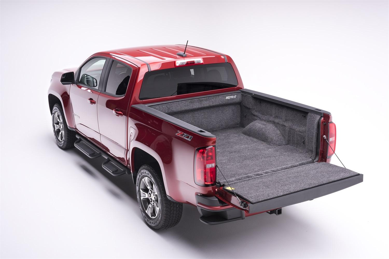 BedRug BRB15SBK BedRug Complete Truck Bed Liner Fits 15-21 Canyon Colorado