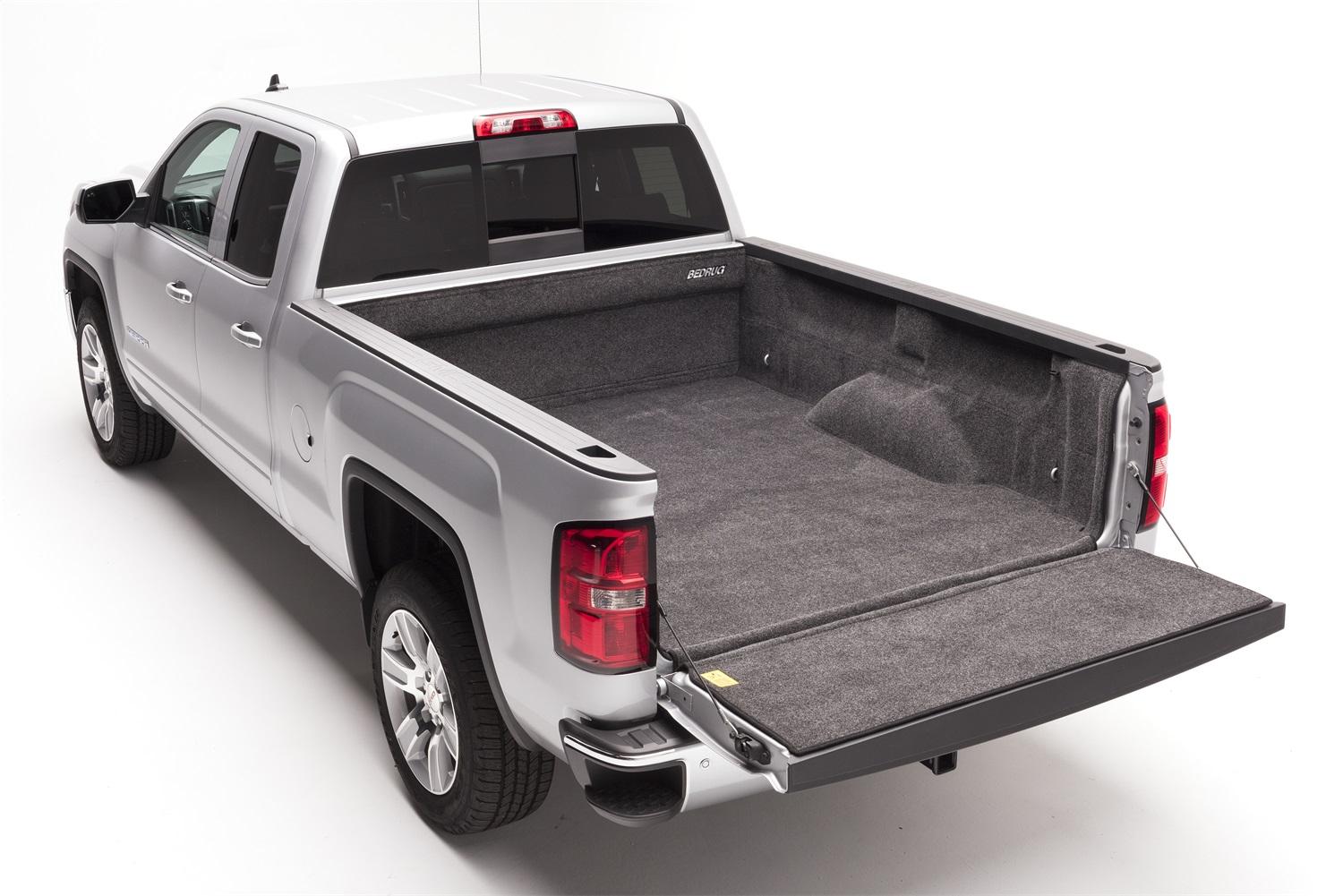 BedRug BRC99SBK BedRug Complete Truck Bed Liner