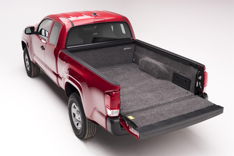 BedRug BRY07SBK BedRug Complete Truck Bed Liner Fits 07-20 Tundra
