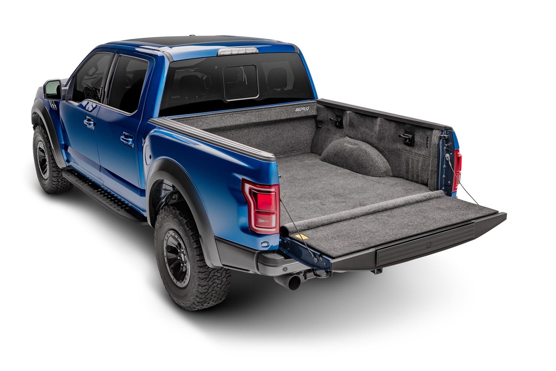 BedRug BRQ17SBK BedRug Complete Truck Bed Liner