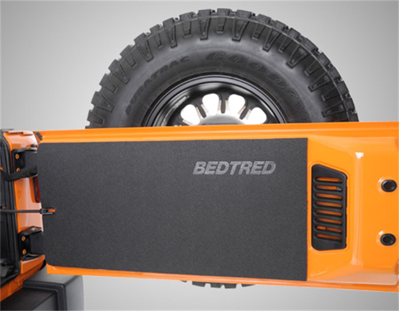 BedRug BTJKTG BedTred Tailgate Mat Fits 07-18 Wrangler Wrangler (JK)