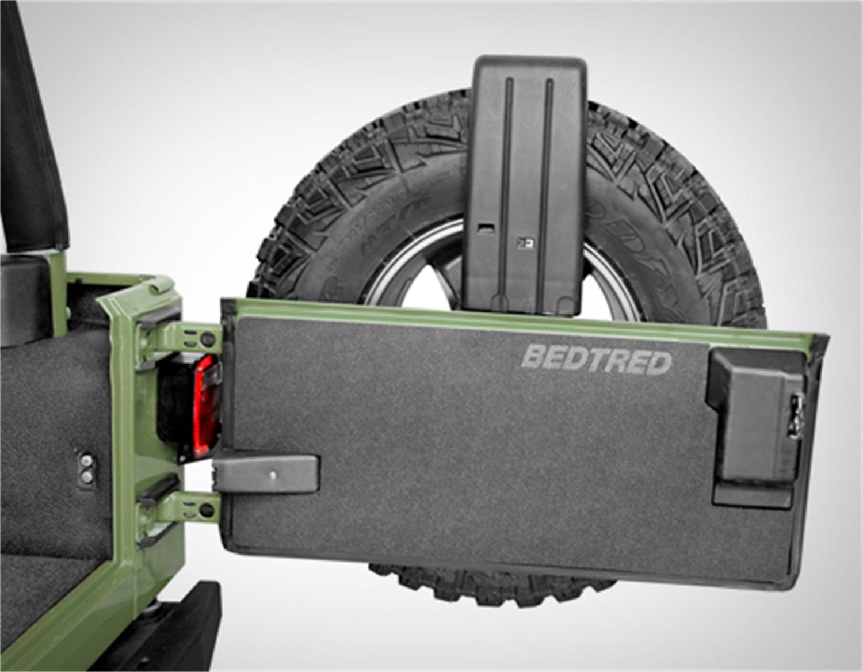 BedRug BTTJTG BedTred Tailgate Mat Fits 97-06 TJ Wrangler