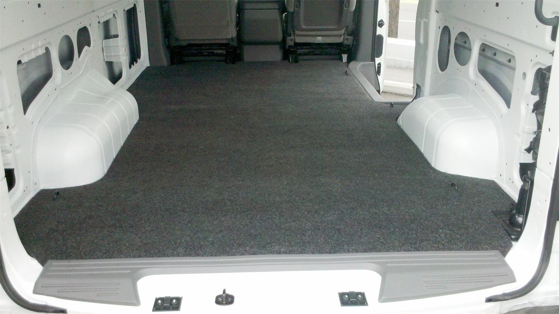 BedRug VTNV11 VanTred Cargo Mat Fits 12-18 NV1500 NV2500 NV3500