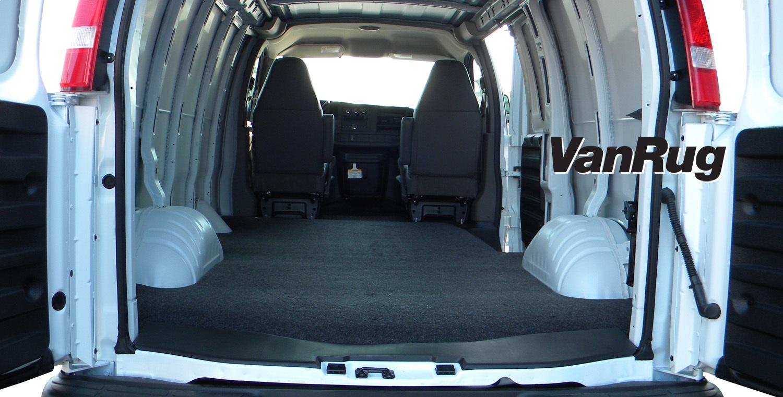 BedRug VRF92X VanRug Cargo Mat