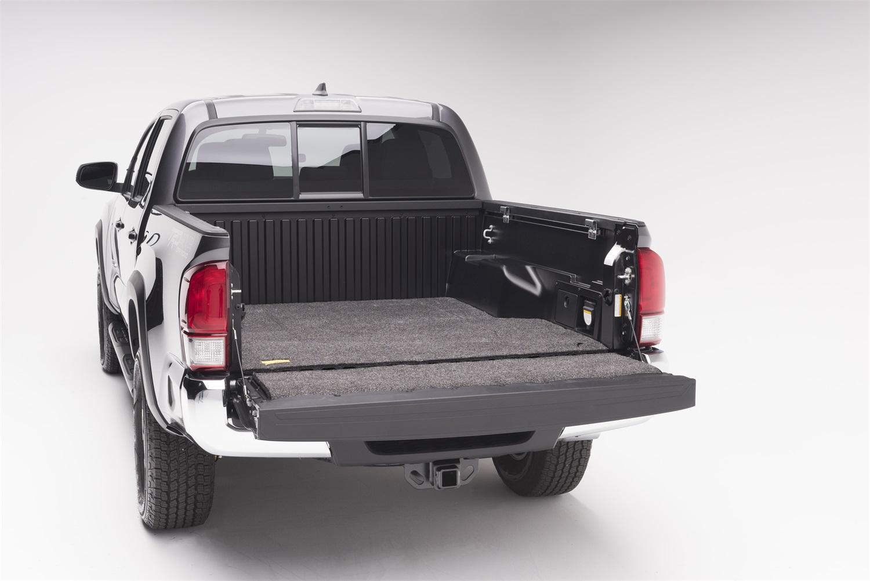 BedRug BMY05DCS BedRug Floor Truck Bed Mat Fits 05-21 Tacoma