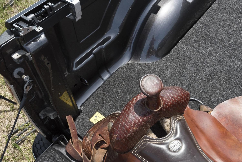 BedRug BMQ17SBS BedRug Floor Truck Bed Mat