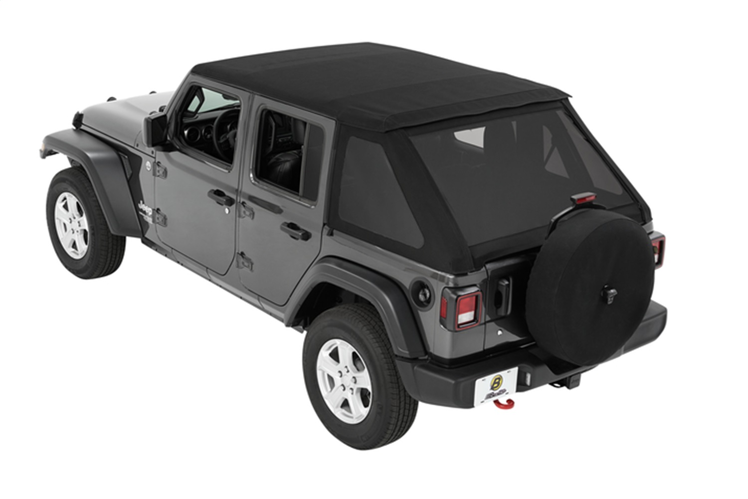 Soft Tops & Accessories