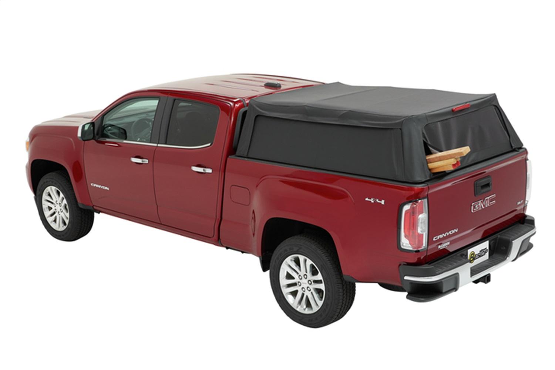 Supertopr Truck 2 Bed Top, Black Diamond