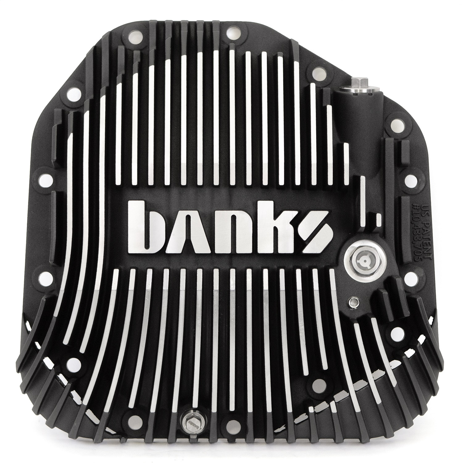 Banks Power 19280 Ram-Air Differential Cover Kit