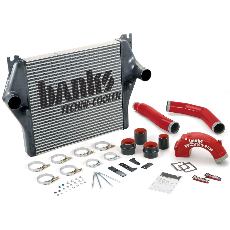 Banks Power 25981 Techni-Cooler Intercooler System Fits 06-07 Ram 2500 Ram 3500