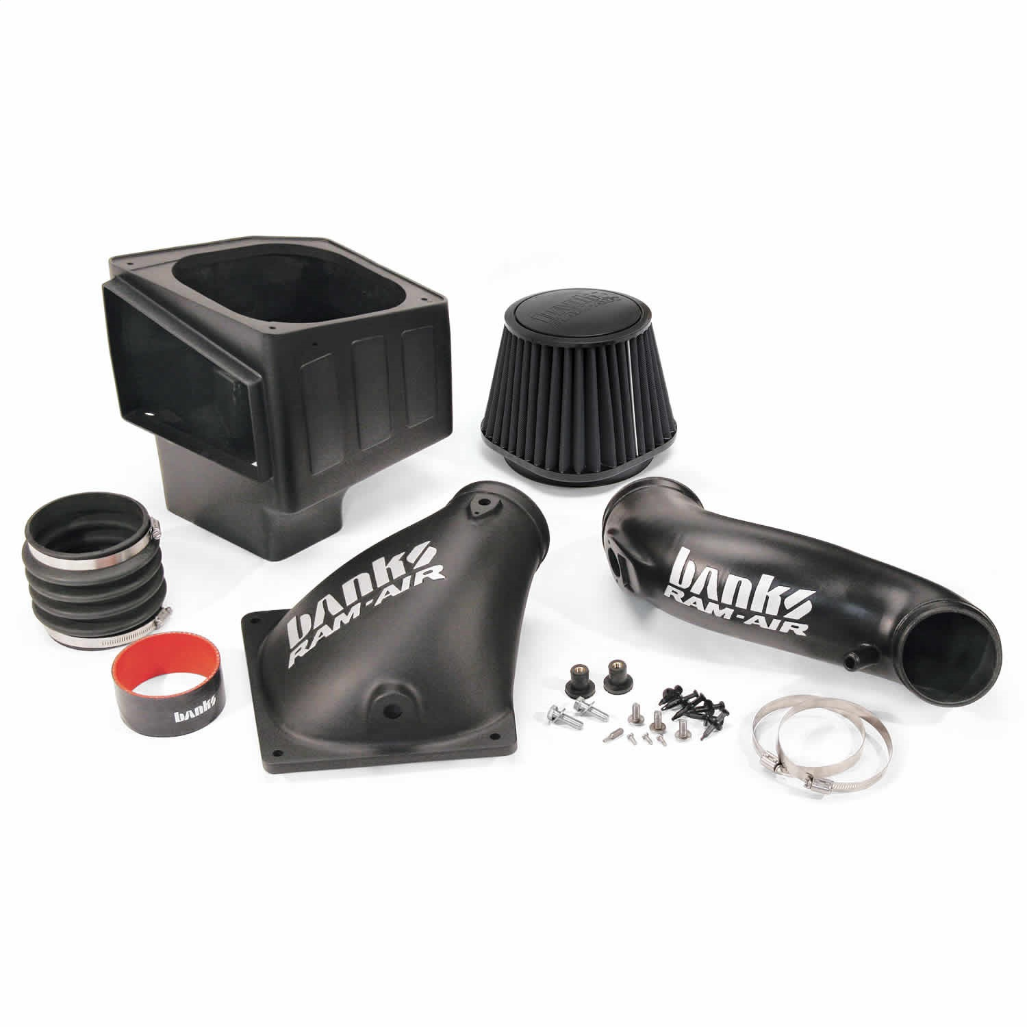 Banks Power 42175-D Banks Ram-Air Intake System Fits 07-09 Ram 2500 Ram 3500