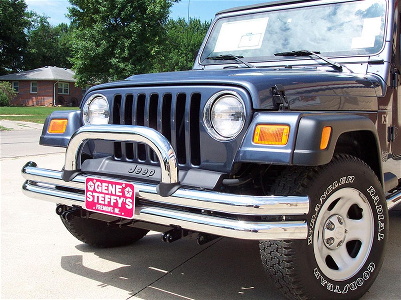 Blue Ox BX1120 Tow Bar Base Plate Fits Wrangler (JK) Wrangler (LJ) Wrangler  (TJ)