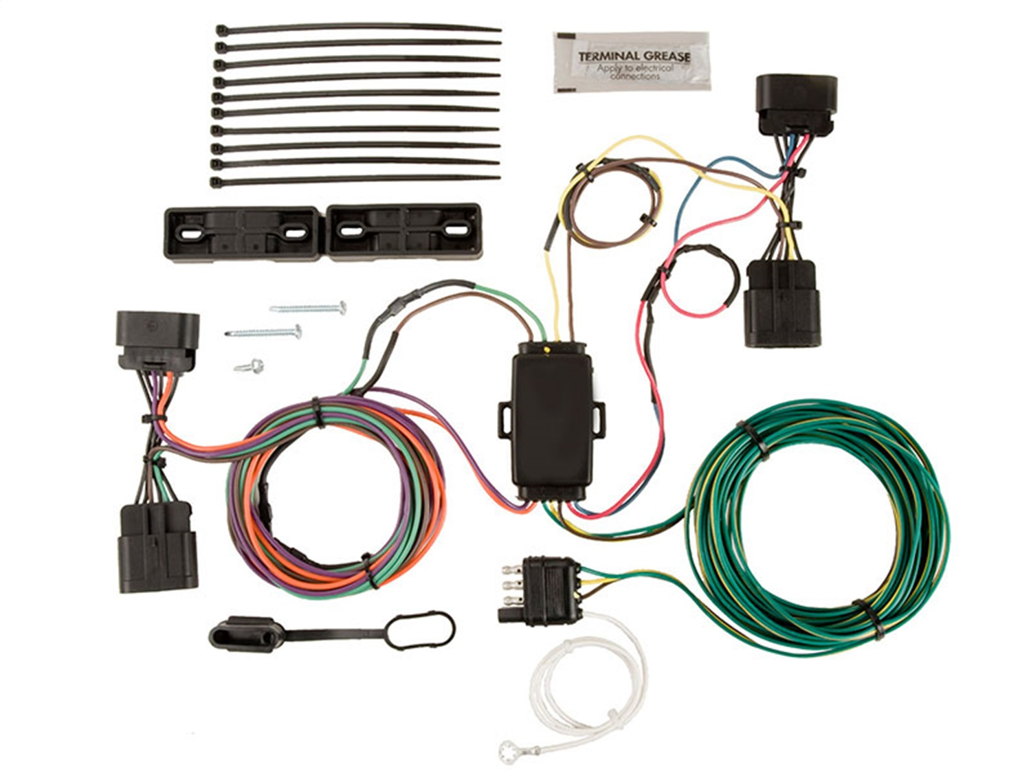 Blue Ox BX88336 EZ Light Wiring Harness Kit