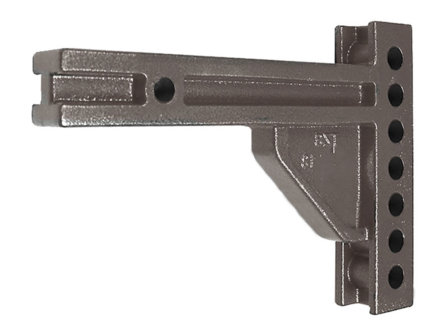Blue Ox BXW4001 RECEIVER HITCH MOUNT; 7 H-12 IN