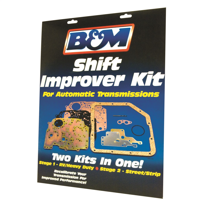 B&M 20261 Shift Improver Kit Automatic Transmission Shift Kit