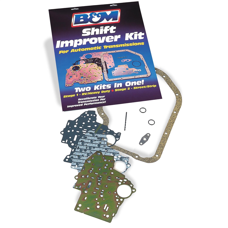 B&M 30262 Shift Improver Kit Automatic Transmission Shift Kit