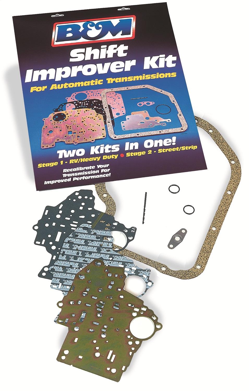 B&M 50262 Shift Improver Kit Automatic Transmission Shift Kit