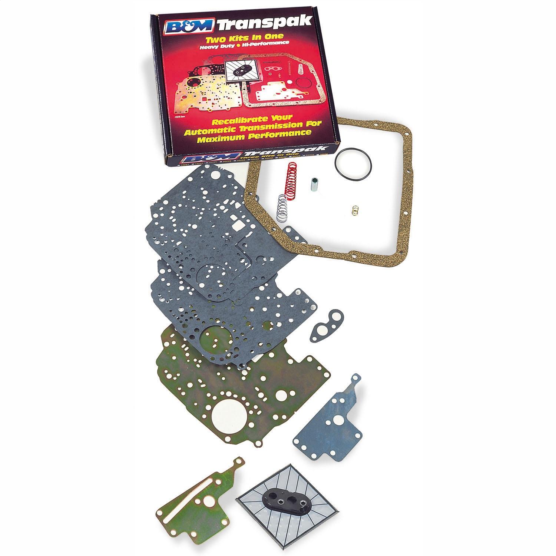 B&M 70235 Transpak Automatic Transmission Recalibration Kit