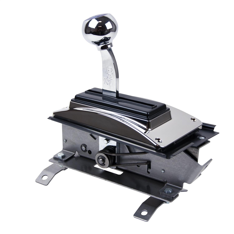 B&M 80688 Console QuickSilver Automatic Shifter Fits 70-81 Camaro Firebird