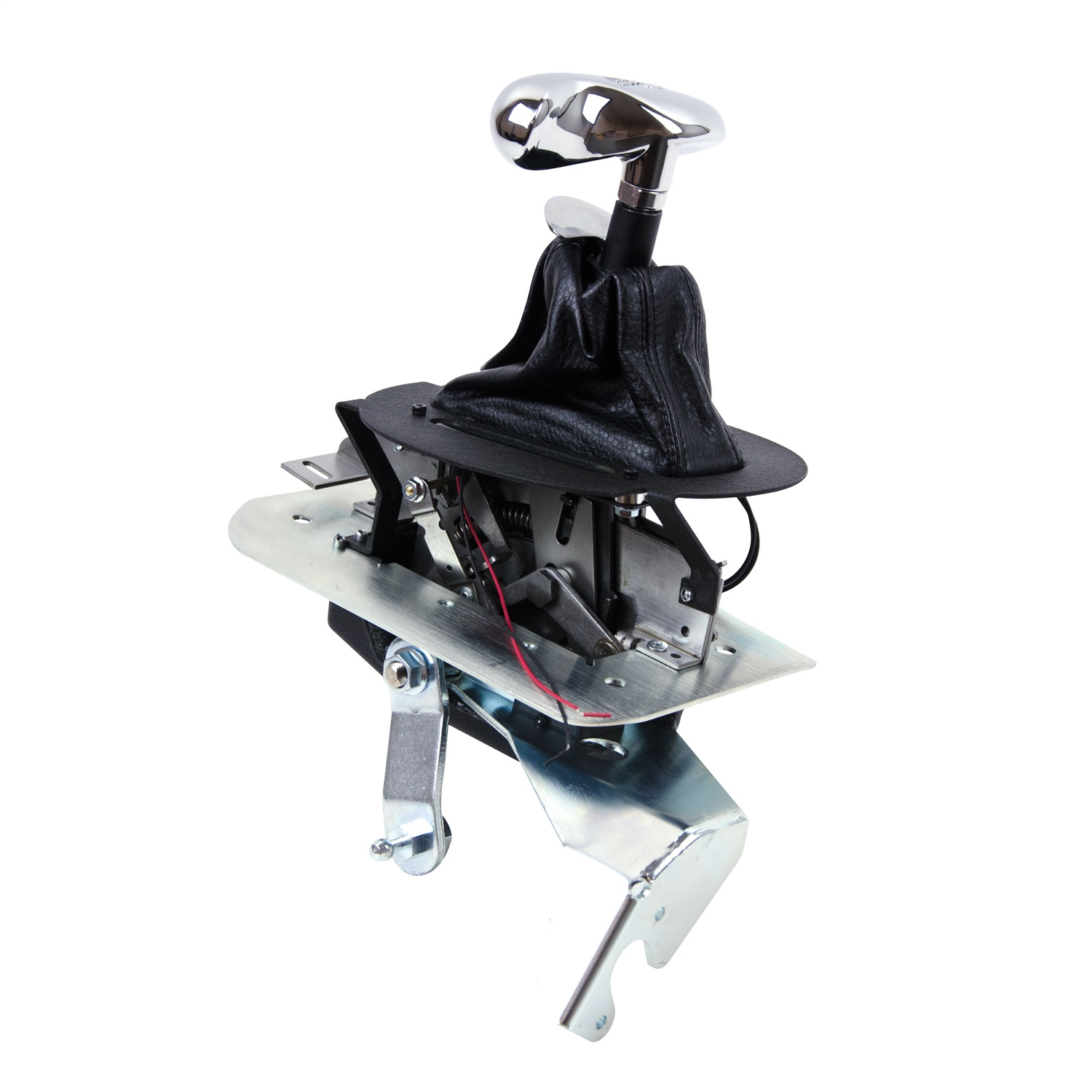 B&M 81001 Console Hammer Automatic Transmission Shifter Assembly Fits Mustang