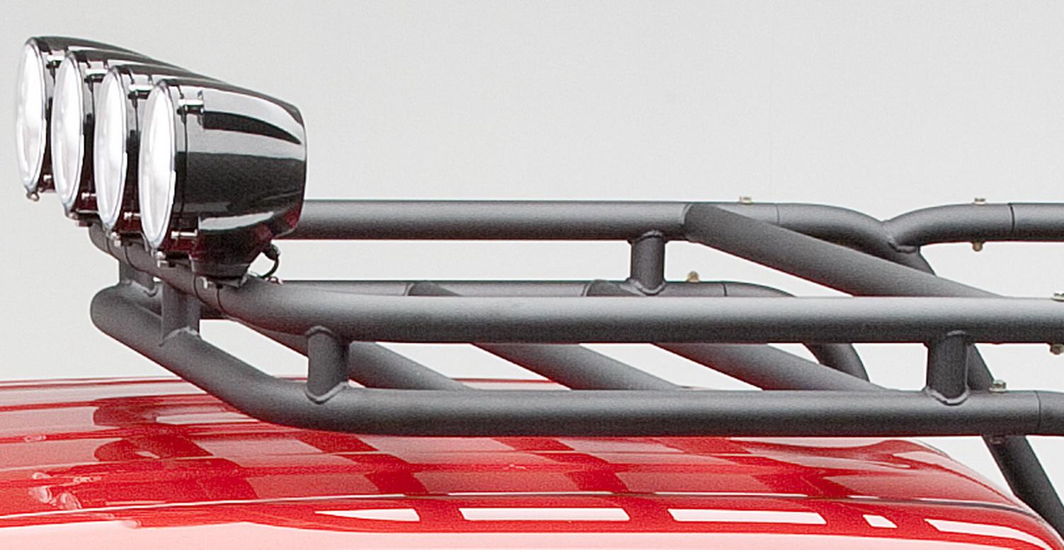 Body Armor 5129 Cargo Basket Fits 05-19 Tundra