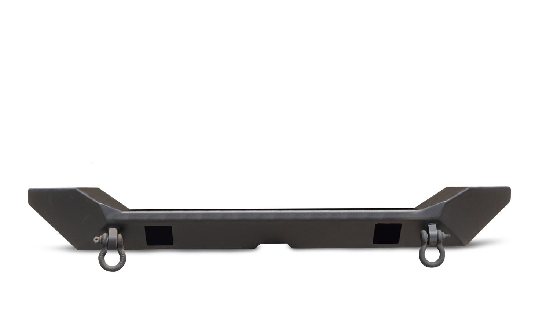 Body Armor JK-2396 PRO-Series Rear Bumper w/Swing Arm Post Fits Wrangler (JK)