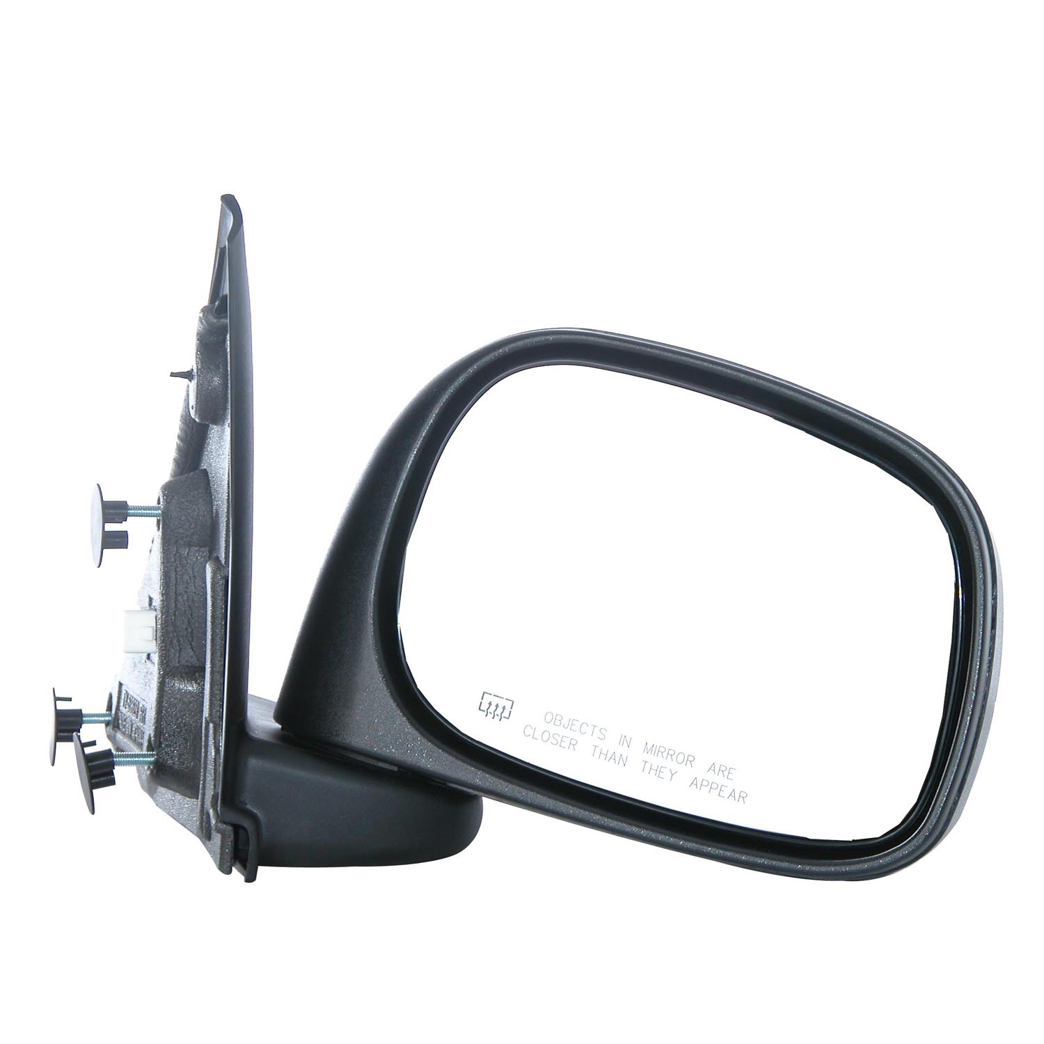 Heated Foldaway CIPA OE Replacement Power Mirrors 27375  Passenger Side Non