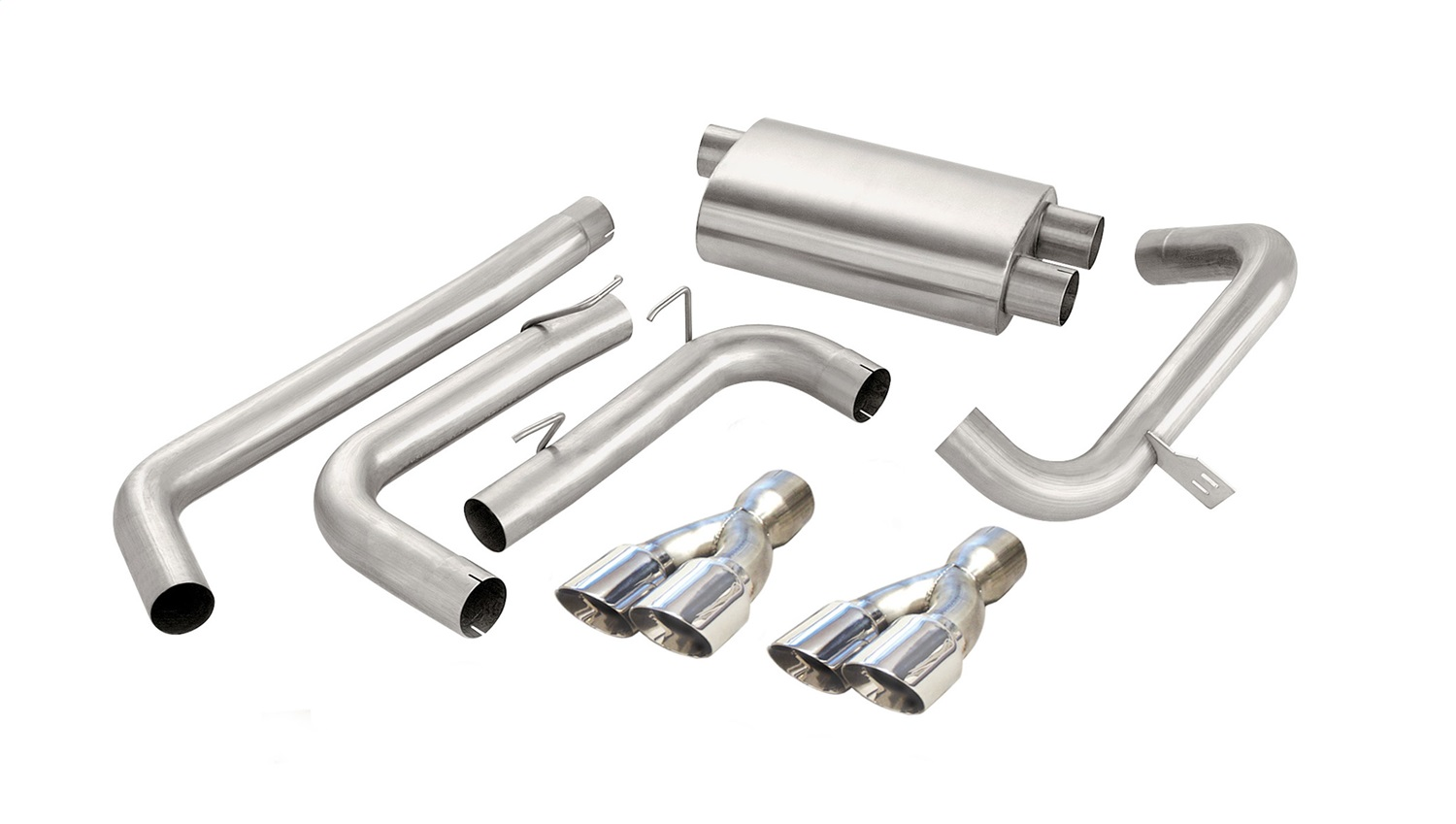 Corsa Performance 14143 Sport Cat-Back Exhaust System Fits 98-02 Camaro Firebird