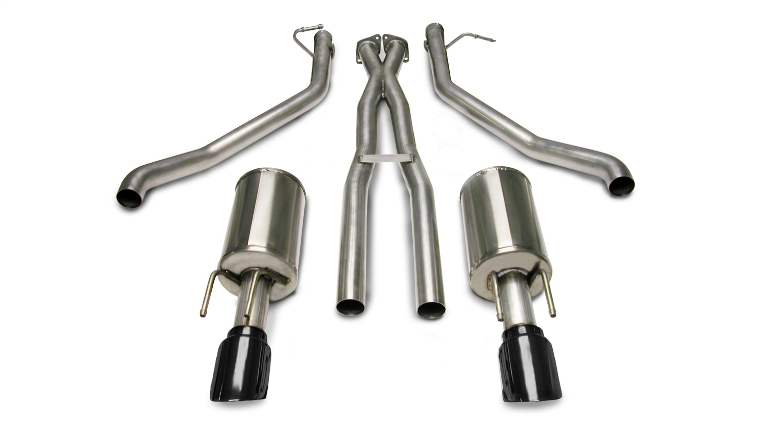 Corsa Performance 14189BLK Sport Cat-Back Exhaust System Fits 05-06 GTO