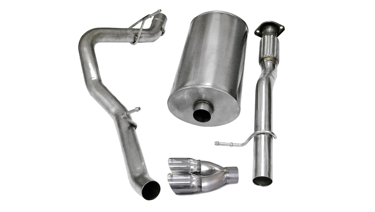 Corsa Performance 14246 Sport Cat-Back Exhaust System