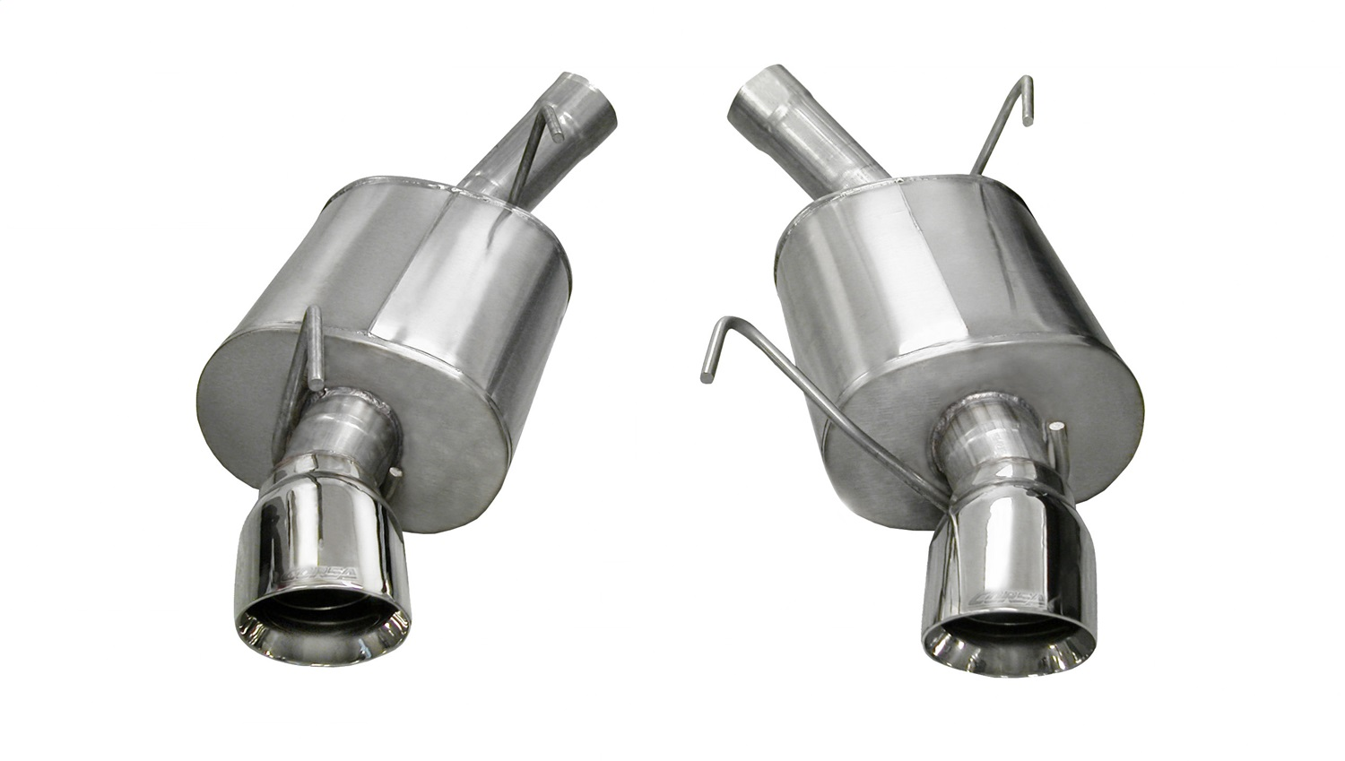 Corsa Performance 14311 Sport Axle-Back Exhaust System Fits 05-10 Mustang