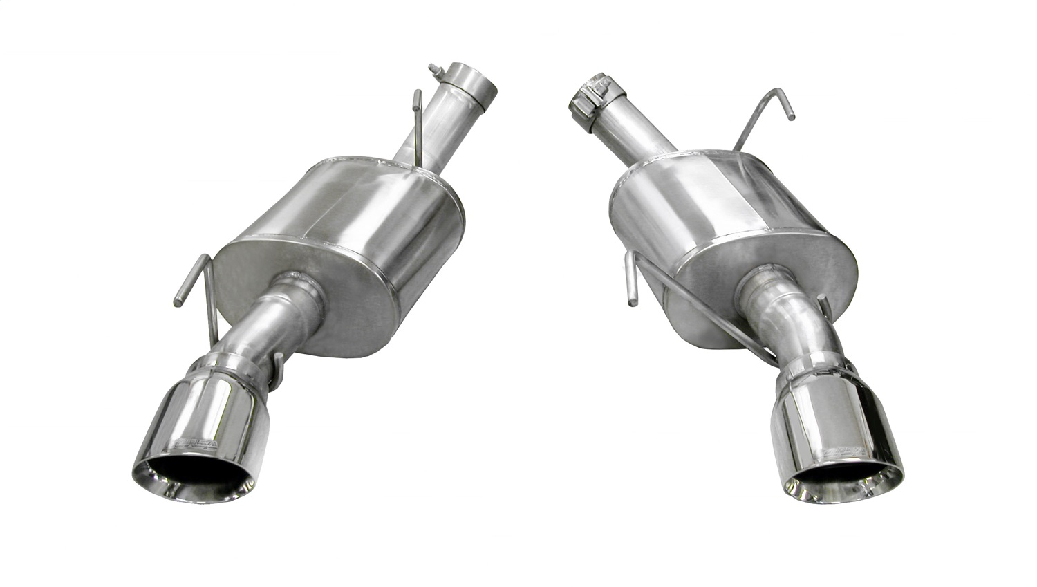 Corsa Performance 14314 Xtreme Axle-Back Exhaust System Fits 05-10 Mustang