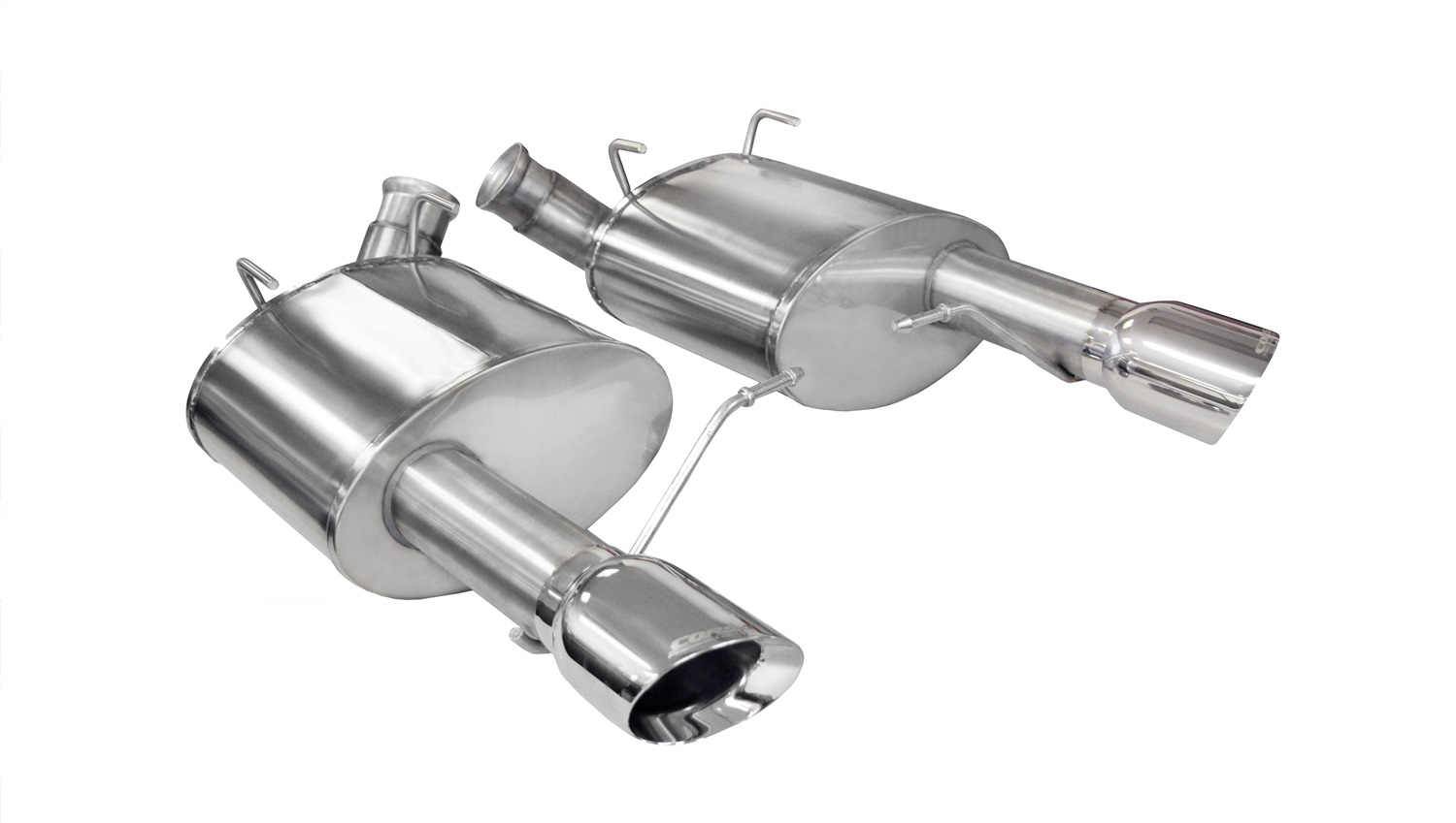 Corsa Performance 14317 Xtreme Axle-Back Exhaust System Fits 11-14 Mustang