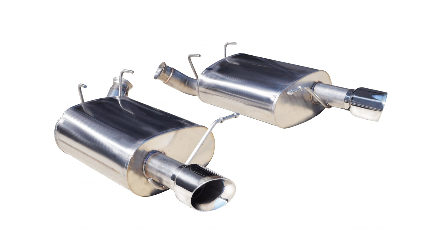 Corsa Performance 14319 Sport Axle-Back Exhaust System Fits 11-14 Mustang