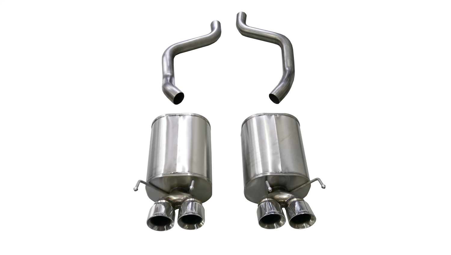 Corsa Performance 14470 Xtreme Axle-Back Exhaust System Fits 09-13 Corvette
