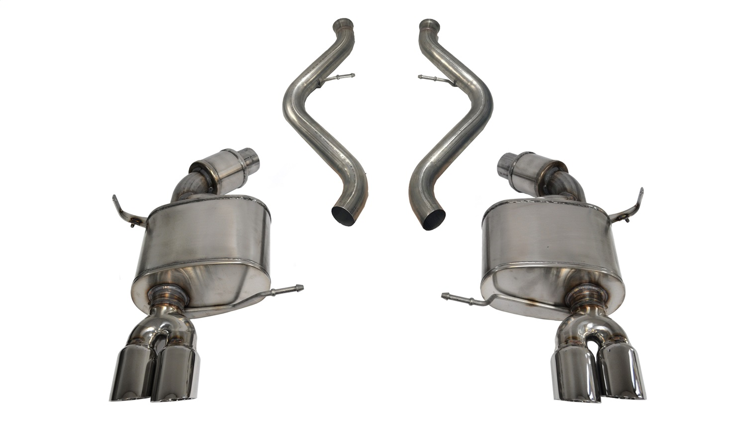 Corsa Performance 14568 Sport Cat-Back Exhaust System Fits 08-12 M3