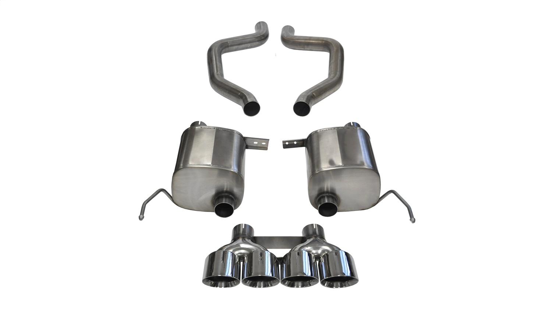 Corsa-Performance-14766-Xtreme-Axle-Back-Exhaust-System-Fits-15-19-Corvette