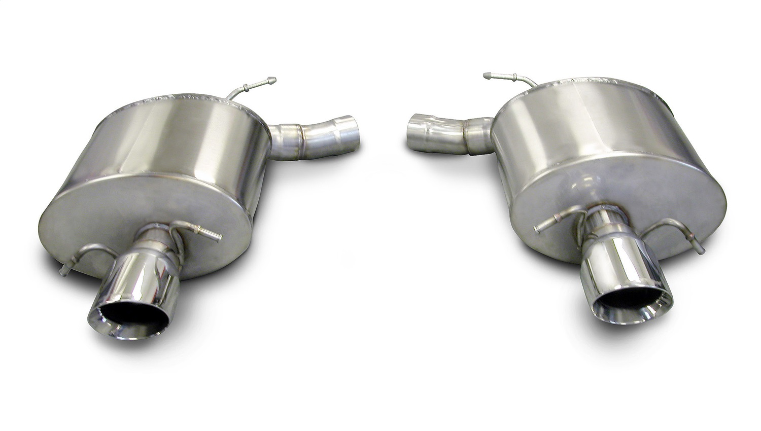 Corsa Performance 14940 Touring Axle-Back Exhaust System Fits 09-14 CTS