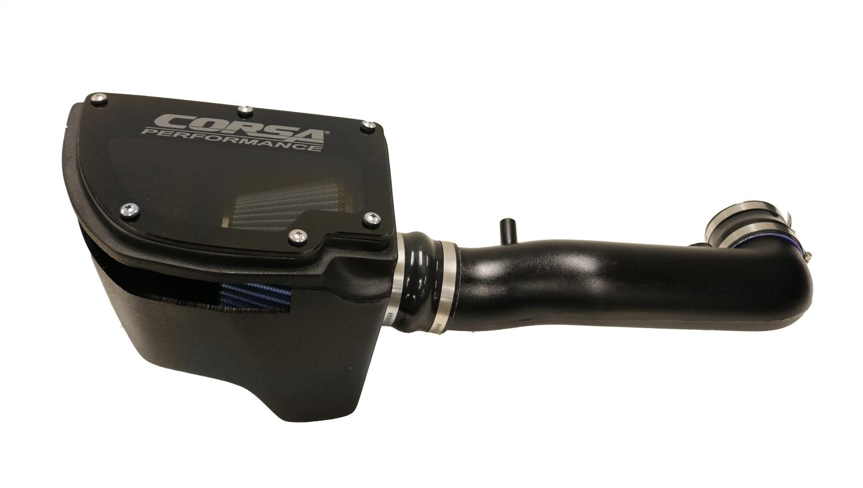 Corsa Performance 44412O Pro5 Closed Box Air Intake System Fits Wrangler (JK)