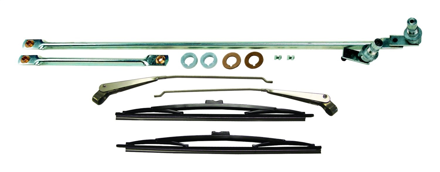 Crown Automotive 5453958KM Wiper Linkage Master Kit Fits 76-86 CJ5 CJ7 Scrambler
